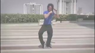 Full foot step& steps  of whistle Baja by tiger Shroff