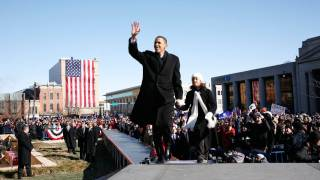 Barack Obama's Presidential Announcement