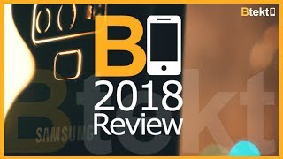 My Year at Btekt | Personal Favourite Phones from 2018
