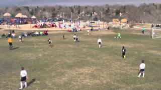 Messi Jrs VS CO United 03/05/2016