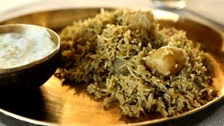 Haryana Aloo Pulao Recipe | Quick & Simple Rice Recipe | Masala Trails With Smita Deo