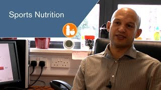 Sports Nutrition module - School of Sport, Exercise and Rehabilitation Sciences