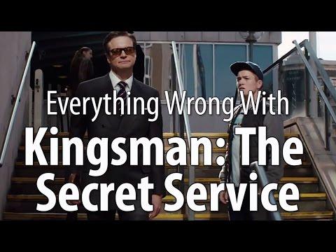 Everything Wrong With Kingsman The Secret Service Deja Vu