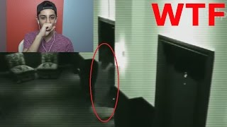 GHOSTS CAUGHT ON CAMERA!! (HOLY SH*T) | Paranormal | FaZe Rug