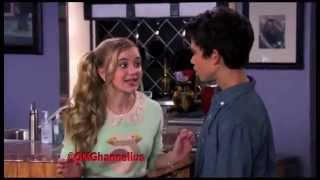 G Hannelius on Jessie - Creepy Connie 3: The Creepening promo - What The What Weekend