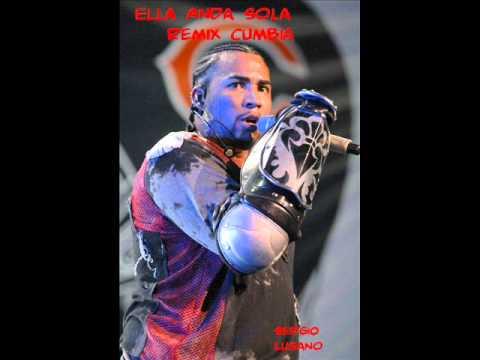 Dom Omar Ella Anda Sola Remix Cumbia