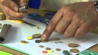 Tutorial de Pesca - Como fazer uma isca artificial para pesqueiro
