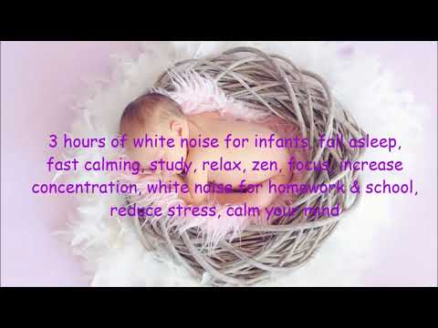 Xxx Mp4 3 Hours Of White Noise For Infants Fall Asleep Fast Calming Study Relax Zen Focus Increase Co 3gp Sex