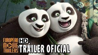 Kung Fu Panda 3 Tráiler oficial en español (2016) HD