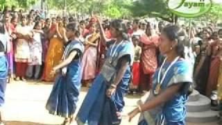 kumbakonam jayam tv pongal pushpavanam kuppusamy song @ idhaya college kumbakonam with jayamtv