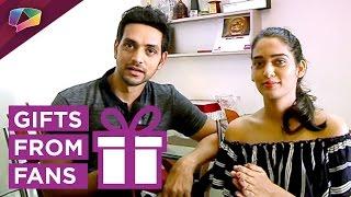 Shakti Arora and Neha Saxena Diwali gift segment part-01