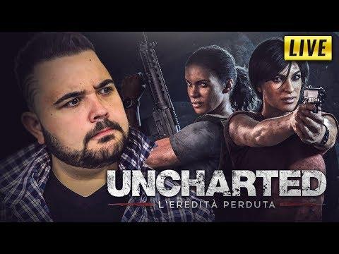 Uncharted 4 L'eredità Perduta , Prime 2 Ore di Gioco