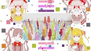 Maria†Holic OP 1 - Hanaji 「TV Size Instrumental & Karaoke」 HD
