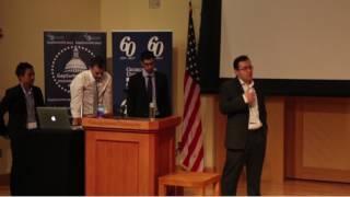 GapSummit 2017 VoT Idea Challenge Pitch #1 - EvolveBio