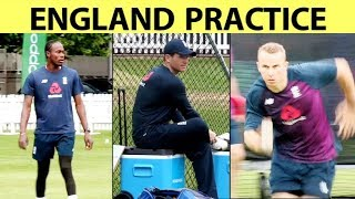 WATCH England's Full Intensity Practice Before Match Vs Australia | Sports Tak