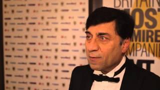 Rakesh Kapoor, CEO, RB (Reckitt Benckiser) - Britain's Most Admired Companies 2014