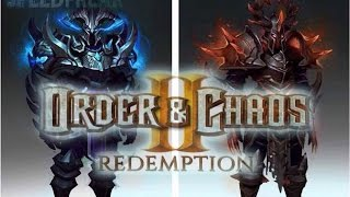 Order and Chaos 2: Redemption - Gameplay - First Look!