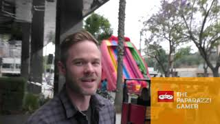 Shawn Ashmore talks about Robert Pattinson as new Batman and XMEN Movies