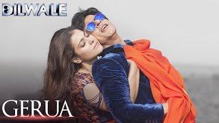 Gerua - Shah Rukh Khan   Kajol   Dilwale   Pritam   SRK Kajol New Song Video Event 2015