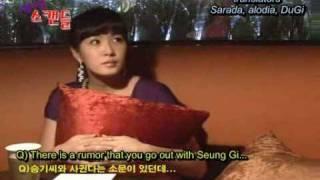 Kim Sun Ah - Lee Seung Gi Scandal (a promotional video) 2009-02-15 [eng subbed]
