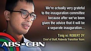 TV Patrol: Duterte, Robredo, magkahiwalay na manunumpa