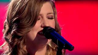 'One of Us' with Sarah Simmons on The Voice Highlight