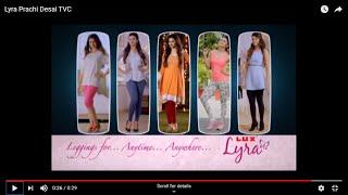 Lyra Prachi Desai TVC
