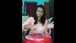 Keno ei nishongota |Souls| bangla cup song |covered by Abanti sithi