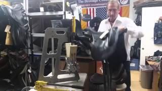 Saddle Fitting Horse VS Rider Comfort with MacRider USA