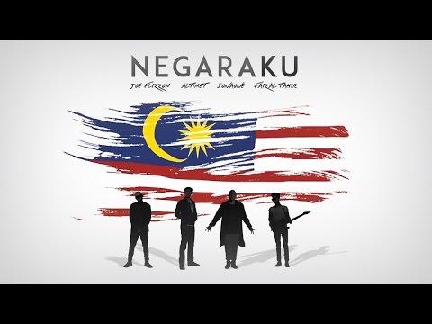 Negaraku - Joe Flizzow, Altimet, SonaOne & Faizal Tahir (Official Lyric Video)