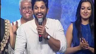 Allu Arjun Speech at Sarrainodu Blockbuster Function Video - Gulte.com