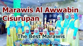 [CIMARAGAS FESTIVAL MARAWIS] JUARA KE-3 MARAWIS AL AWWABIN CISURUPAN 18 Desember 2016