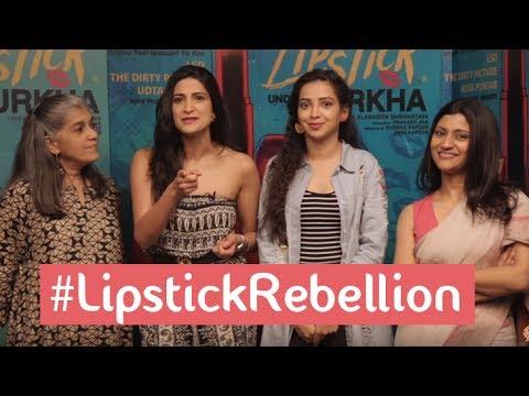Lipstick Under My Burkha Interview | Ratna Pathak Shah, Konkona Sen Sharma, Aahana Kumra