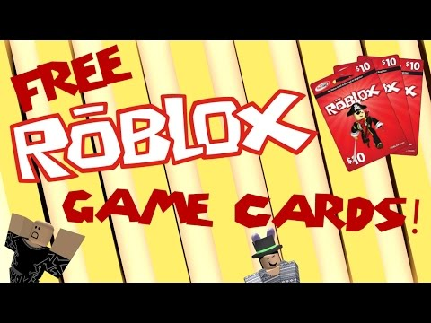 Free Roblox Game Card Codes 2016 Playithub Largest Videos Hub