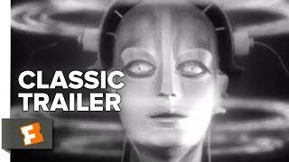 Metropolis (1927) Trailer #1   Movieclips Classic Trailers