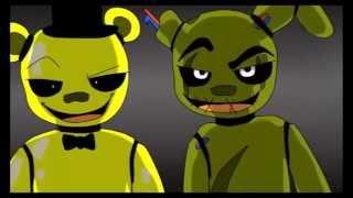 "FNAF 3 ""Just Gold"" animation [RUS]"