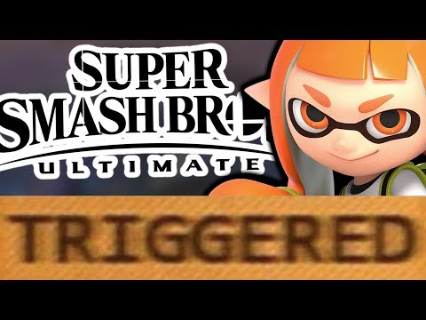 How Super Smash Bros Ultimate TRIGGERS You