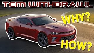 Why you need to remove your TCM from your late model GM 2017+ for tuning using HP Tuners