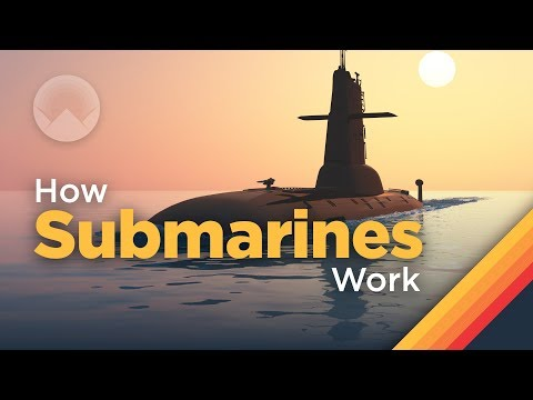 Living Underwater How Submarines Work