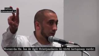 Hz. Yusuf'un Gençliği - Nouman Ali Khan (Türkçe Altyazılı)