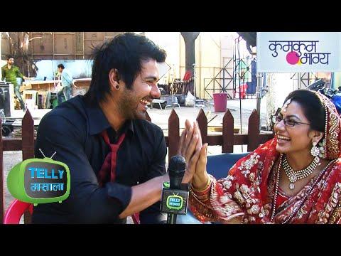 Xxx Mp4 Abhi Pragya Fun Interview On Set Of Kumkum Bhagya Zee Tv 3gp Sex