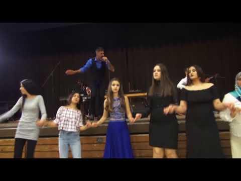Servan Zana Münihte Sünnet düğünü 2018 Herkes Halaya