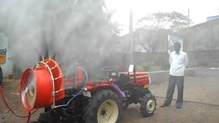 Matrubhoomi Agro Blower Demo video