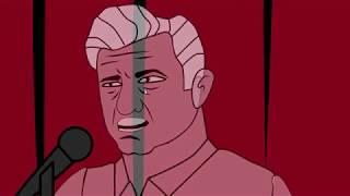 """Tom and Dan Toons! - Season #4 - Episode #12 - """"Old Man Cash"""""""