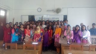 Study camp at Sher E Bangla Agriculture University | BDSF