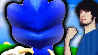 SONIC the Hedgehog HACKING! - PBG