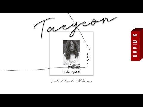 [MINI ALBUM] TAEYEON 'Something New'   The 3rd Mini Album {ENG-CC ✔} (1440p = 2K-HDTV *Fix)
