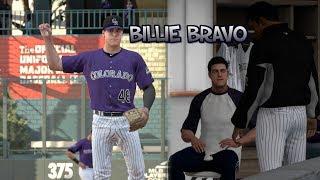 MLB 18 RTTS - Billie Bravo (Starting Pitcher) Road To The Show Colorado Rockies #12 MLB The Show 18