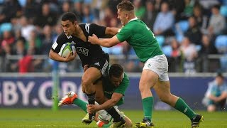 U20's HIGHLIGHTS: New Zealand vs Ireland