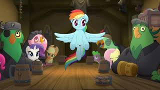 MLP: Time To Be Awesome - Serbian (LQ)